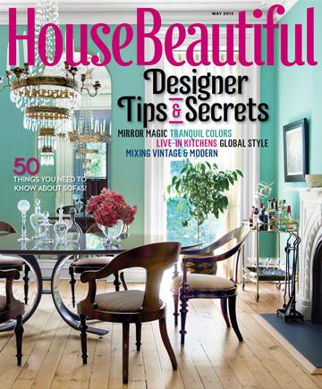 House Beautiful May 2013